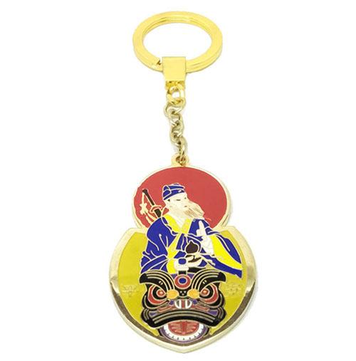 河源定制徽章钥匙扣