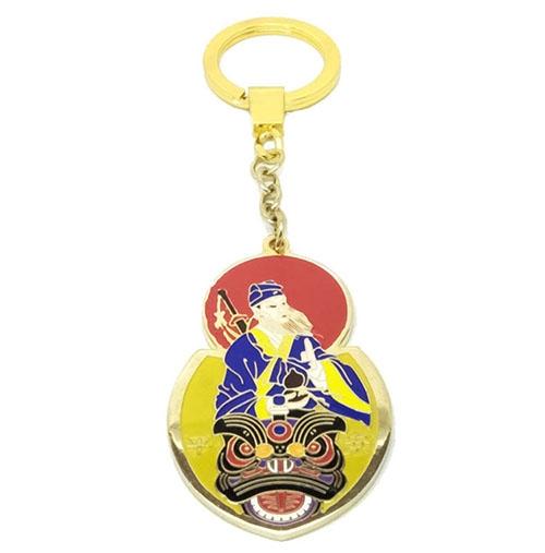 定制徽章钥匙扣