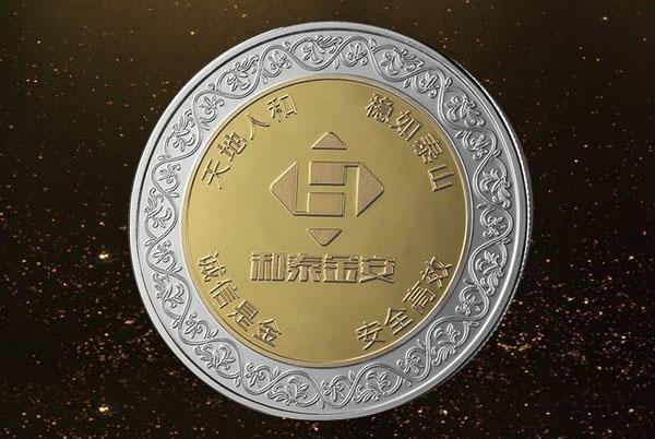 为什么越来越多人徽章定制企业纪念币?