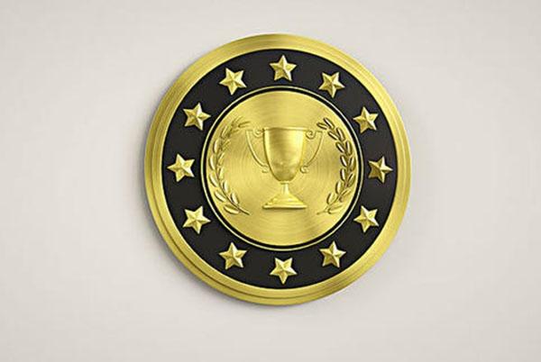金属奖牌徽章定制完成后的保养方式有什么?