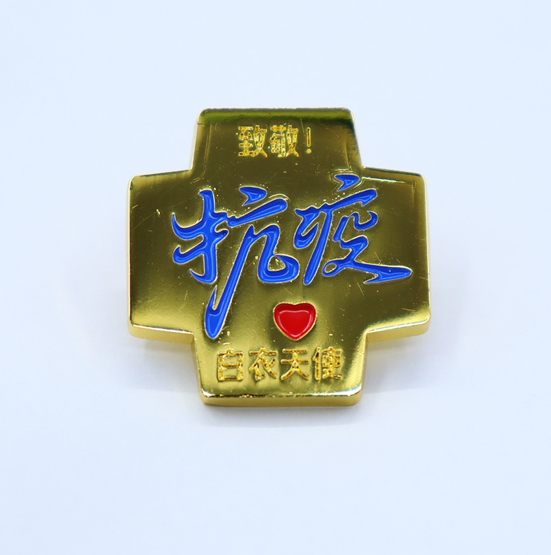 定制徽章时,你需要了解的金属徽章都有哪些材质