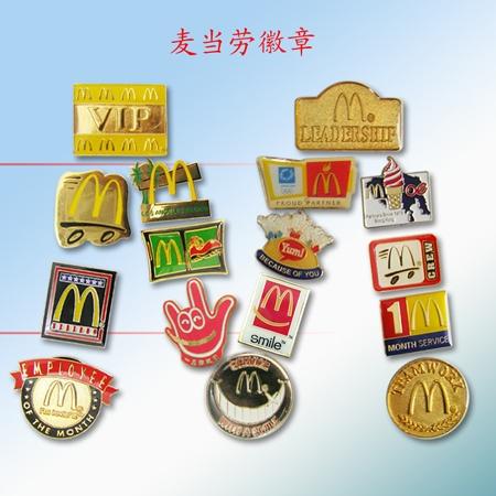 定制徽章如何选择正确的标牌材质