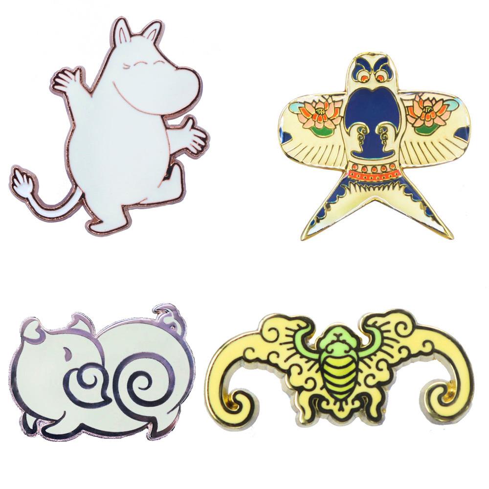 福建动物徽章