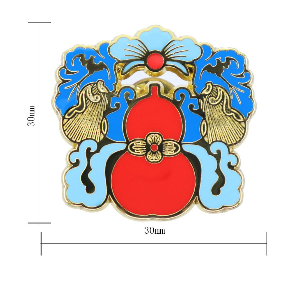 福建葫芦徽章
