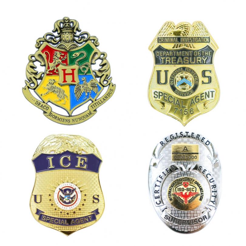 警察系列徽章